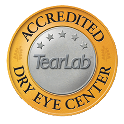 Tear Lab Accredited Dry Eye Center